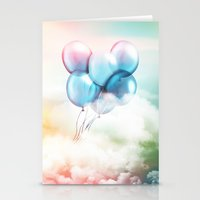 fly Stationery Cards featuring Fly by DagmarMarina