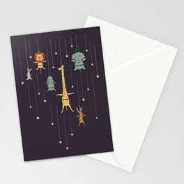 I'm like a star Stationery Cards