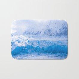 Spencer Glacier, Alaska Bath Mat
