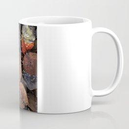 Multicolored Aspen Leaves in Woods Coffee Mug