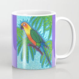 Ronnell's Parrot Coffee Mug