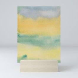 Abstract Painting 3 Mini Art Print