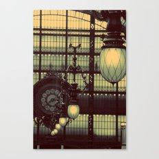 D'Orsay Museum, Paris Canvas Print