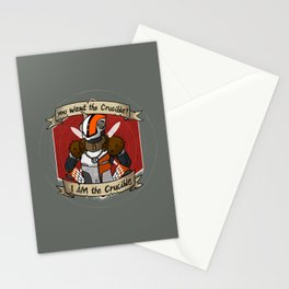 Lord Shaxx is the Crucible Stationery Cards