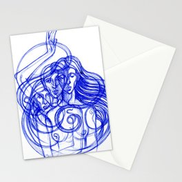People future Stationery Cards