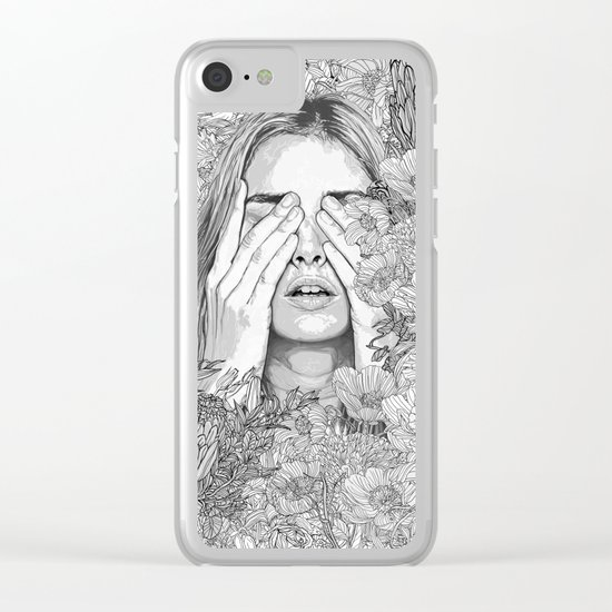 It's Alright Clear iPhone Case