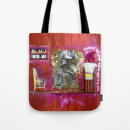 Once in a while... Tote Bag