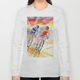 Adrenalin Rush Long Sleeve T-shirt