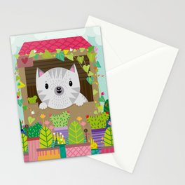 Flower shop Stationery Cards
