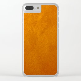 Gold Stucco - Society6 Art - Home Decor - Comforter Clear iPhone Case