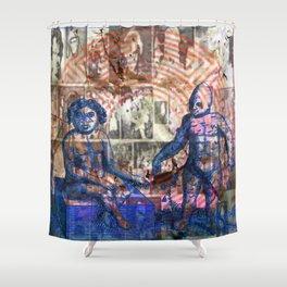 Cinéma Fantastique Shower Curtain