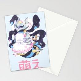 moe giratina Stationery Cards