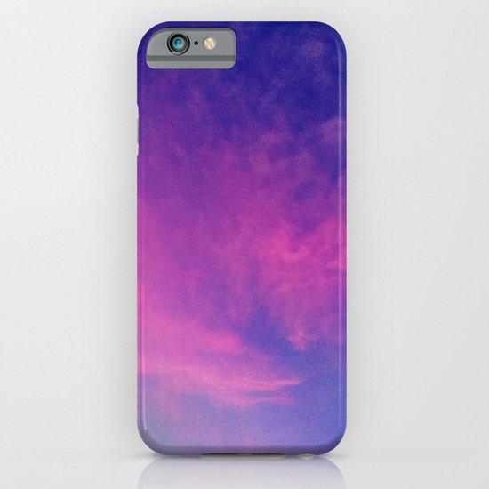 Sunrise series- Cloud of Pink iPhone & iPod Case
