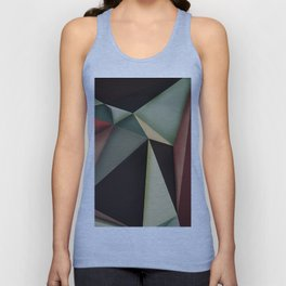 Midnight silence Unisex Tank Top