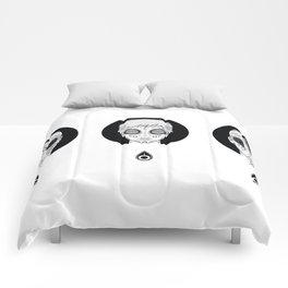 pareidolia. Comforters