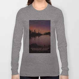 Georgian Bay Islands National Park Long Sleeve T-shirt