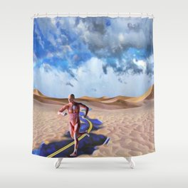 Bare Necessities Shower Curtain