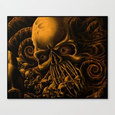 The Unleashing Canvas Print