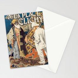 A la Place Clichy Stationery Cards
