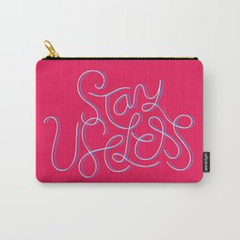 Stay Useless Carry-All Pouch