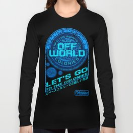 Off World Long Sleeve T-shirt
