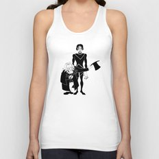 Cabinet of Dr Caligari Unisex Tank Top