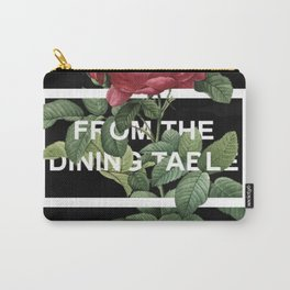 Harry Styles From The Dining Table Artwork Carry-All Pouch