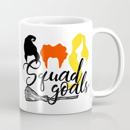 Squad Goals Halloween Coffee Mug