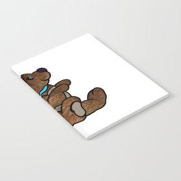 Teddy 11 Notebook
