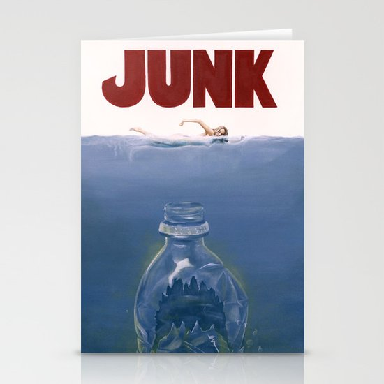 JUNK Stationery Cards