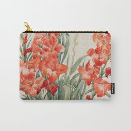 Charles Demuth - Red Gladioli Carry-All Pouch
