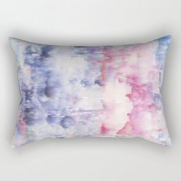 Abstract 158 Rectangular Pillow