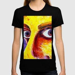 Orange Portrait II T-shirt