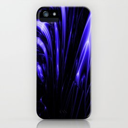 Fractal Cataract iPhone Case