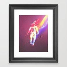 The Euronaut Framed Art Print