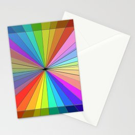 EXPRESSIVE COLORS Stationery Cards
