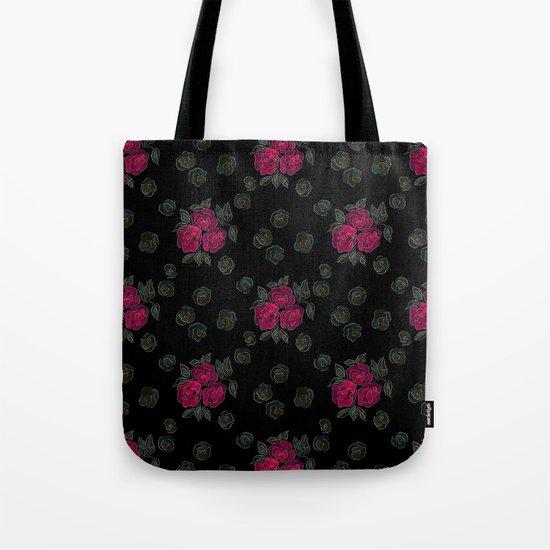 Watercolor. Rose .11 Tote Bag