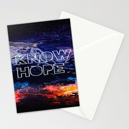 Know Hope Stationery Cards