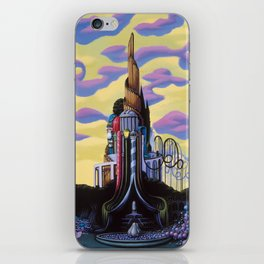 Our Monument To Each Pressing Memory iPhone Skin