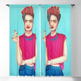 """Frida """"All of me"""" Blackout Curtain"""
