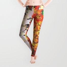 Fall Colors Leggings