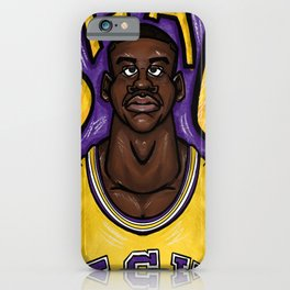 Don't Be Shaq'tin a Fool! iPhone Case