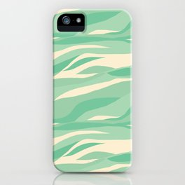 High sea iPhone Case