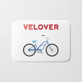 VeLover – Cruiser  3 – June 12th – 200th Birthday of the Bicycle Bath Mat