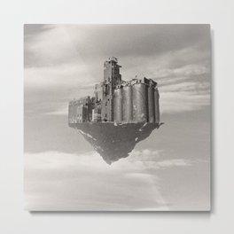 Sudden Flight Metal Print