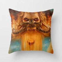 Fury Road Throw Pillow