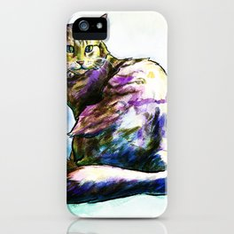 Ms. KittyLittleHead iPhone Case