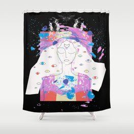 Vision Quest 02 Shower Curtain