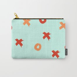XOXO Love // Nautical Color Schemem Carry-All Pouch