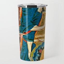 God the Geometer Travel Mug